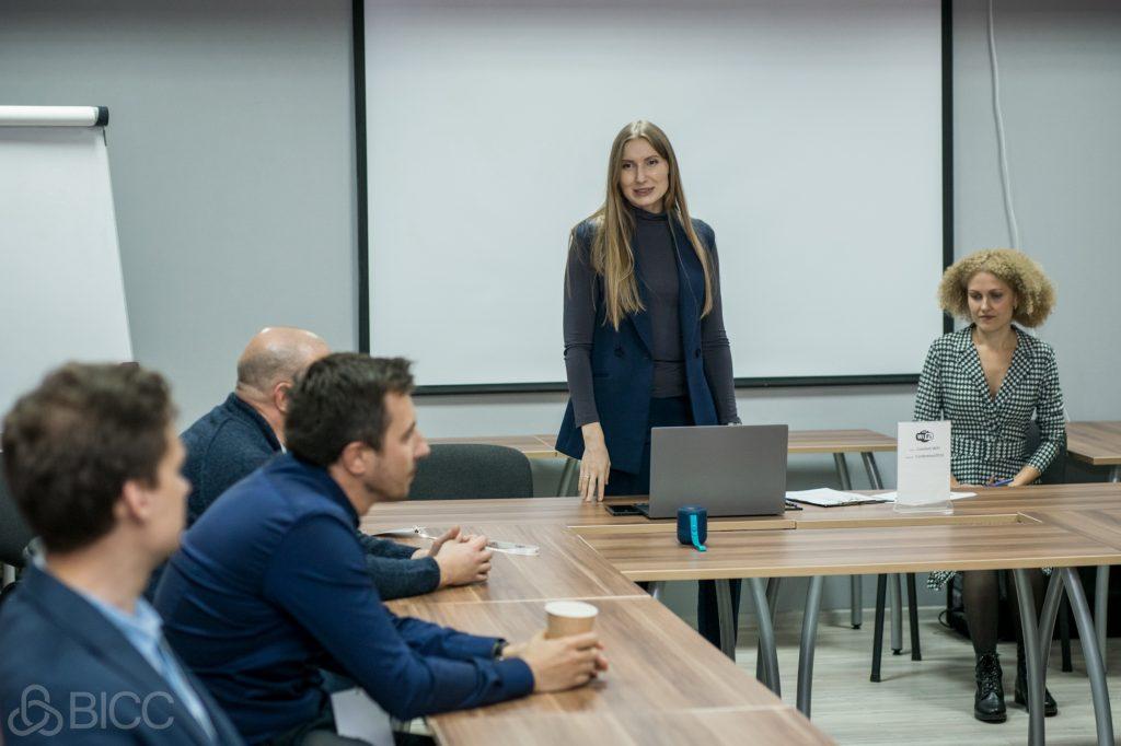Участники Совета директоров 8 октября