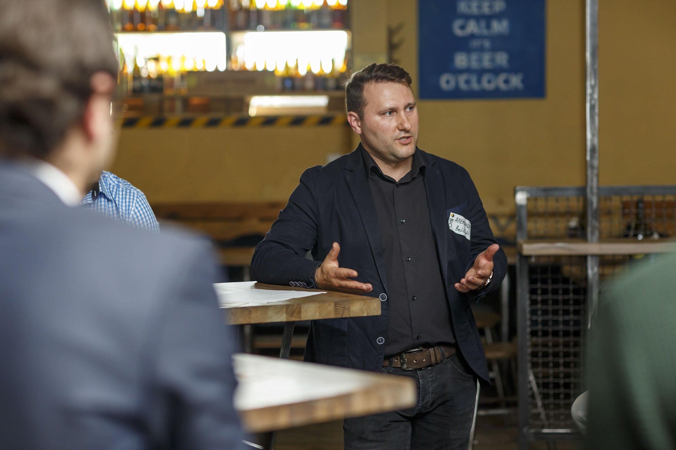 Встреча Клуба: как мотивировать продавцов в ИТ компании?