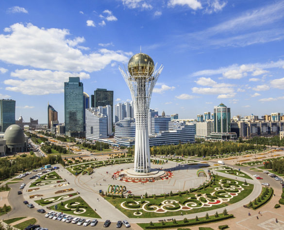 ИТ бизнес в Казахстане. Налоговые преференции и условия технопарка Astana Hub