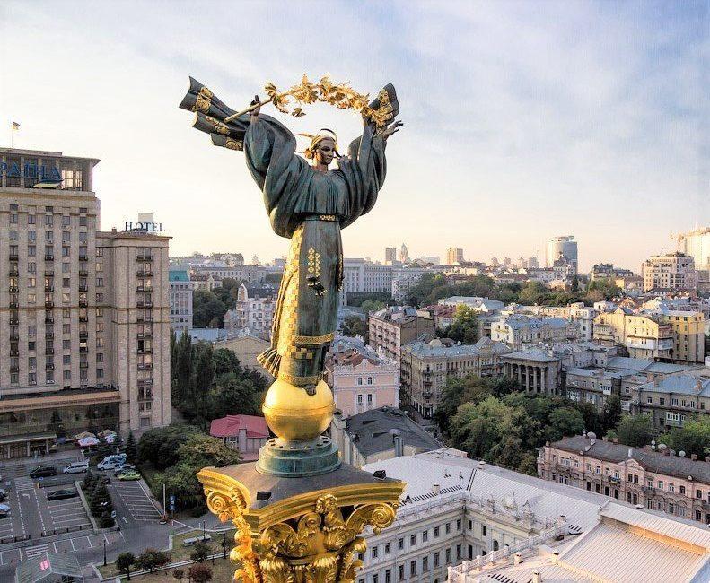 Локации для релокации - Украина