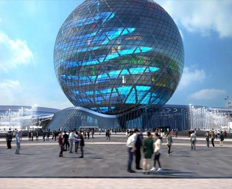 Astana-Hub и ИТ-потенциал Казахстана