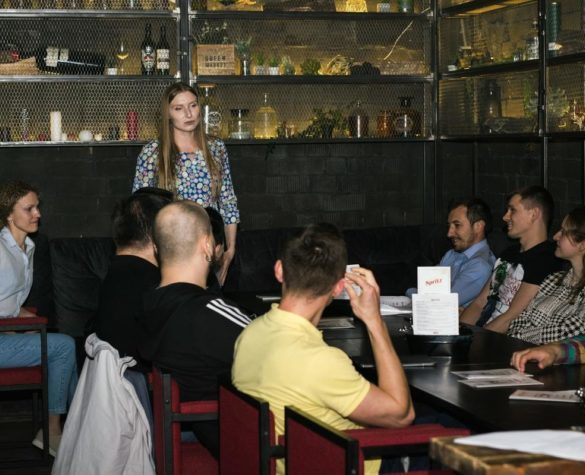 Встреча Клуба: проблемы ИТ отрасли и перспективы