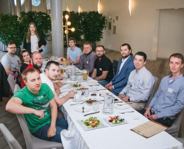 Встреча Клуба: перспективы и сценарии развития ИТ в Беларуси