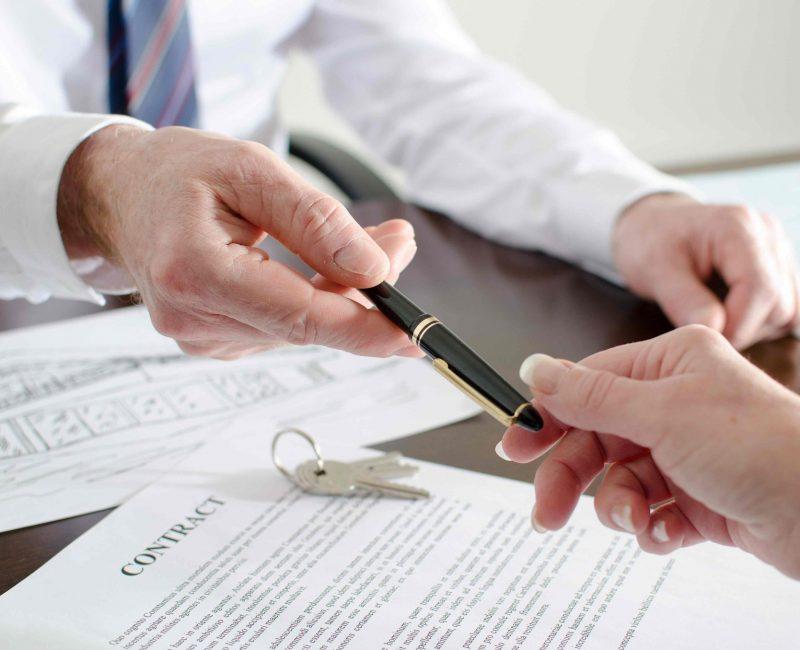 Как проверить право подписи заказчика