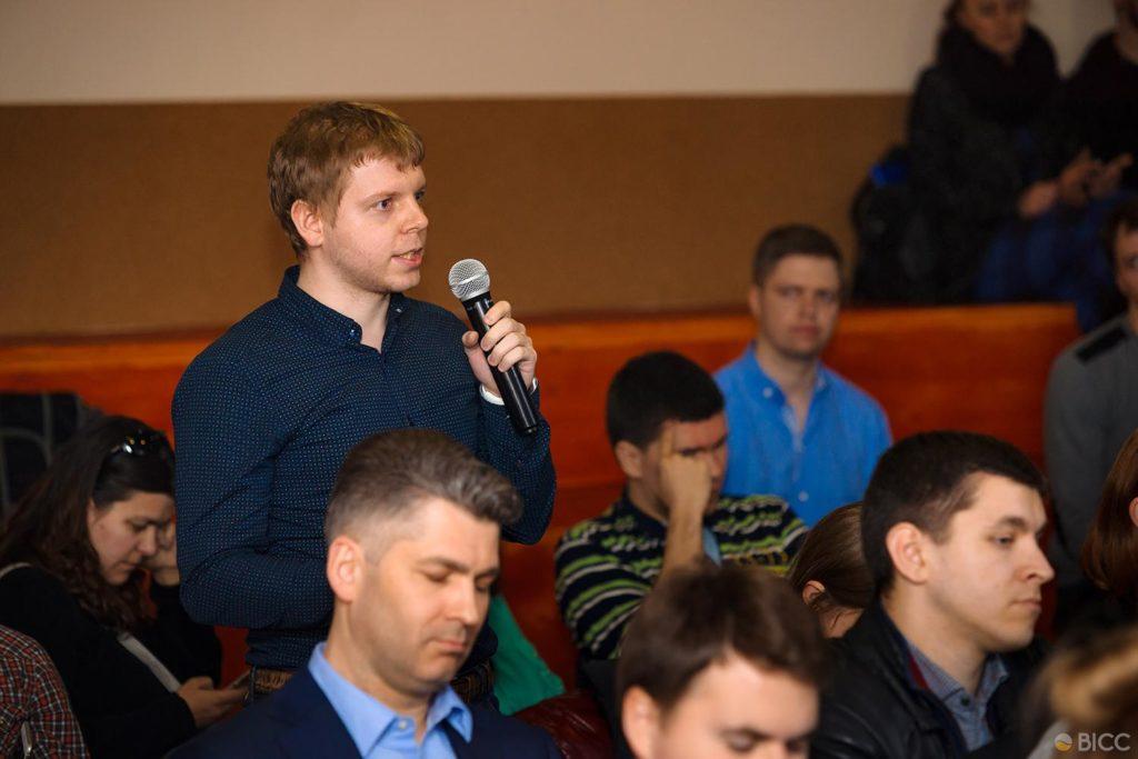 Дискуссия по вопросам модернизации IT-законодательства.