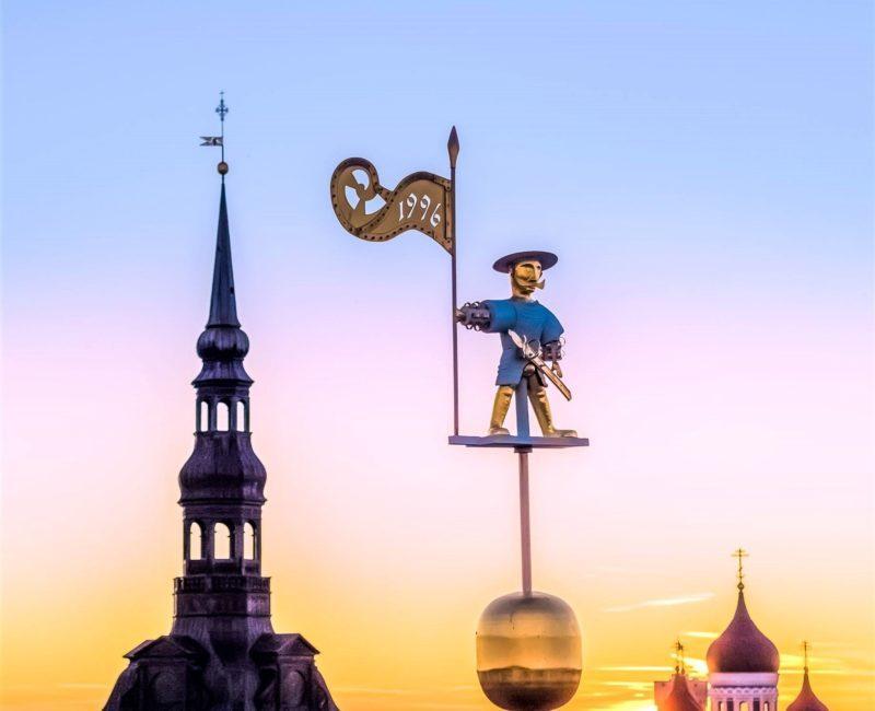 Локации для релокации - Эстония