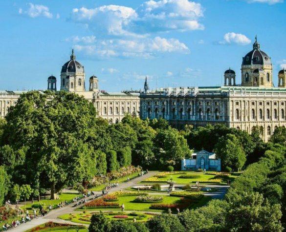 Локации для релокации — Австрия