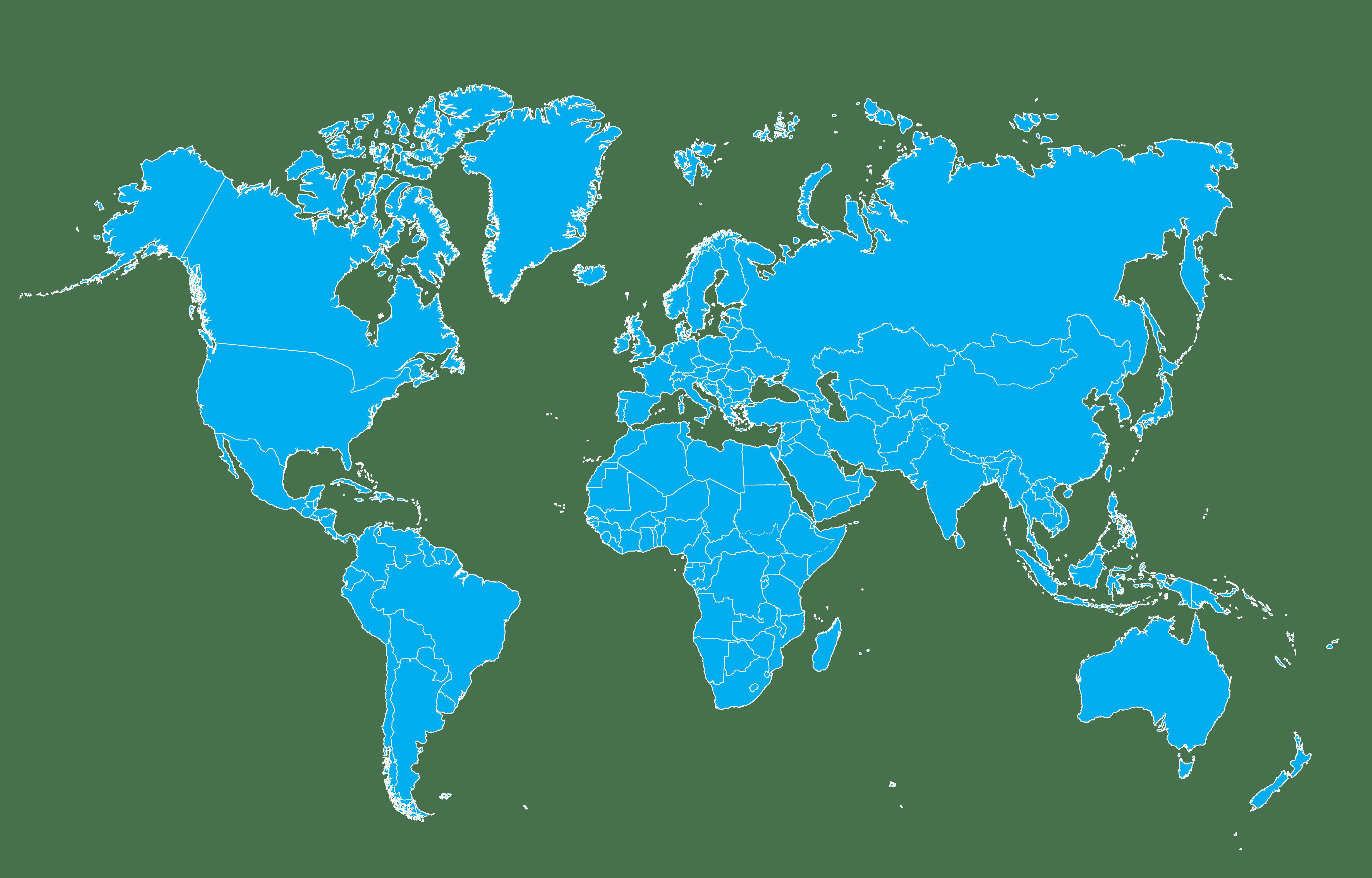 Карта клиентов BICC