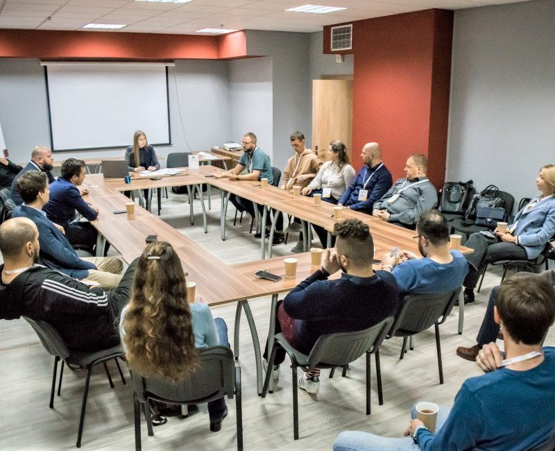 Встреча Клуба 8 октября